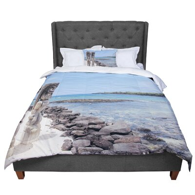 Nastasia Cook City of Refuge Coastal Comforter Size: Queen