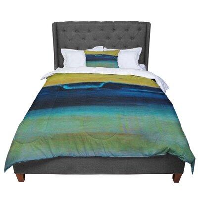 Nathan Gibbs Ucla Comforter Size: King