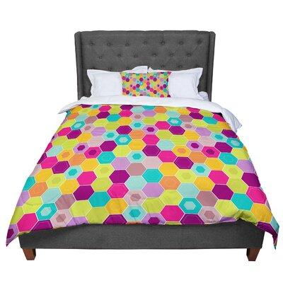 Nicole Ketchum Arabian Bee Comforter Size: Twin
