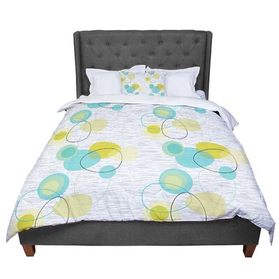 Nina May Vaniretro Comforter Size: Twin