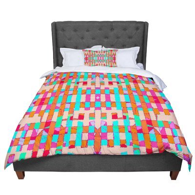 Nina May Sorbetta Comforter Size: Twin