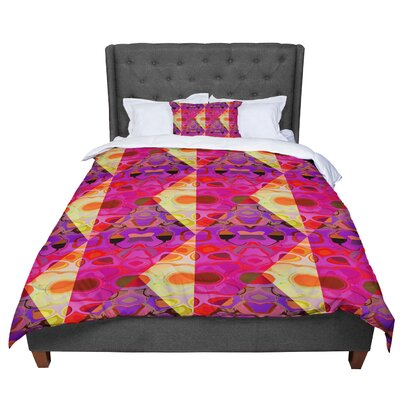 Nina May Allicamohot Comforter Size: Queen