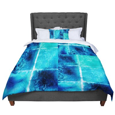 Nina May Saltwater Study Comforter Size: King