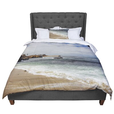 Nick Nareshni Sandy Waters Comforter Size: Twin