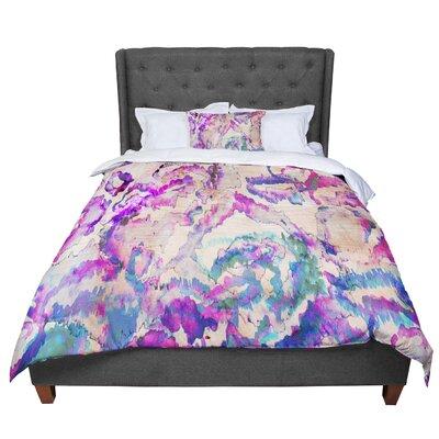 Nikki Strange Weirdi Kat Comforter Size: King