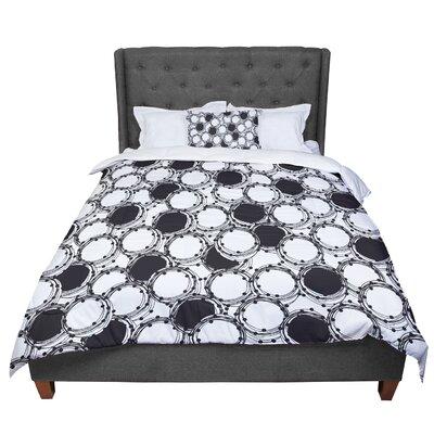 Nandita Singh Beaded Bangles Comforter Size: Queen