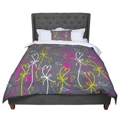 Nandita Singh Bohemian III Comforter Size: Queen