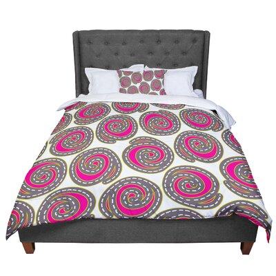 Nandita Singh Bohemian IV Comforter Size: King