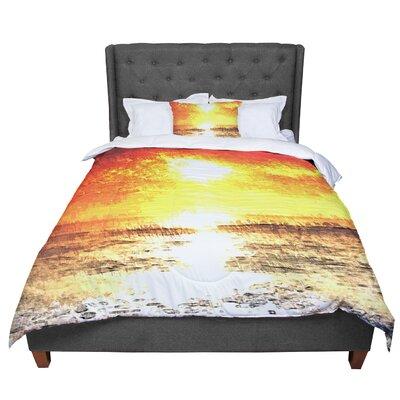 Oriana Cordero Riviera Comforter Size: King