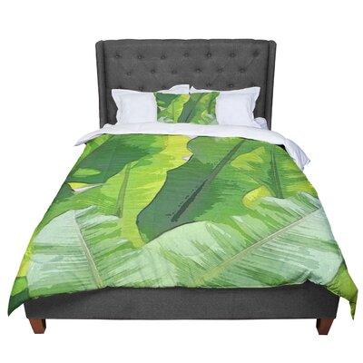 Oriana Cordero Banana Tropics Comforter Size: Twin