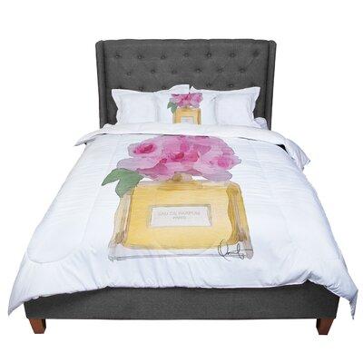 Oriana Cordero Eau de Parfum V3 Comforter Size: Queen