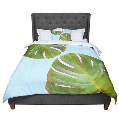Oriana Cordero Tropico V2 Comforter Size: King