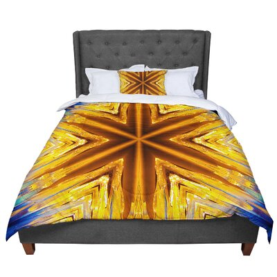 Philip Star Icicles Comforter Size: Twin