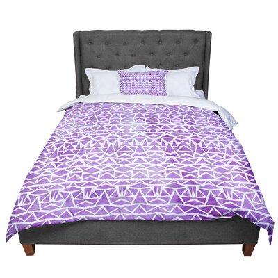 Pom Graphic Design Tribal Mosaic Comforter Size: Twin