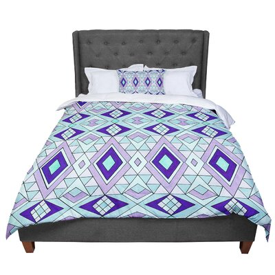 Pom Graphic Design Gems Comforter Size: Twin