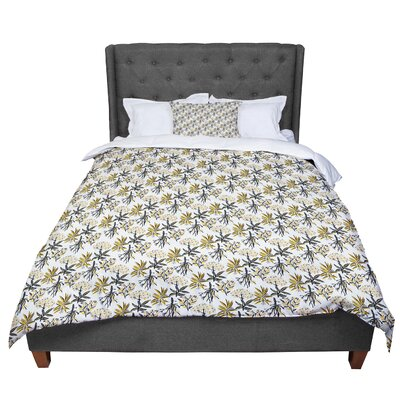 Pom Graphic Design Golden Apothecary Comforter Size: Queen