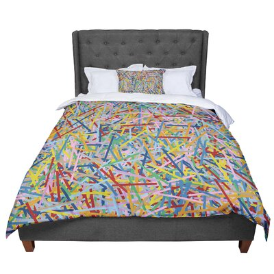 Project M More Sprinkles Comforter Size: Twin