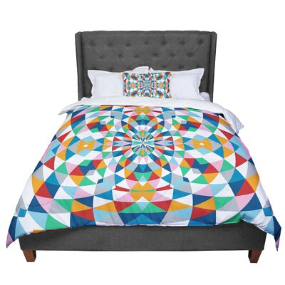 Project M Modern Day Comforter Size: King
