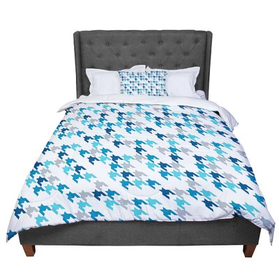 Project M Tooth Comforter Size: King
