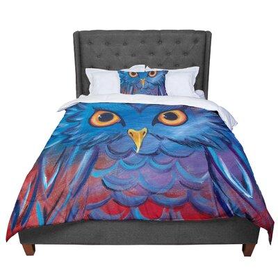Padgett Mason Hoot Comforter Size: Twin