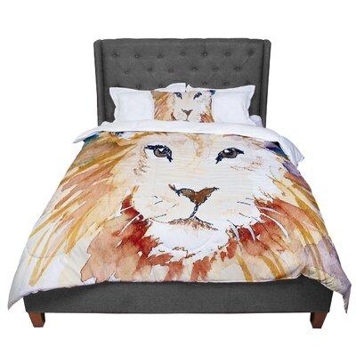 Padgett Mason Leo Comforter Size: King
