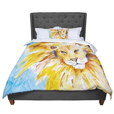 Padgett Mason Wild One Comforter Size: King