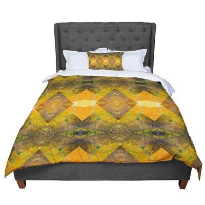 Pia Schneider Garden No4 Geometric Comforter Size: Twin