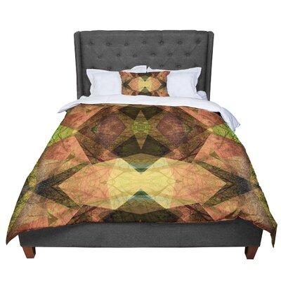 Pia Schneider Garden No1 Geometric Comforter Size: King