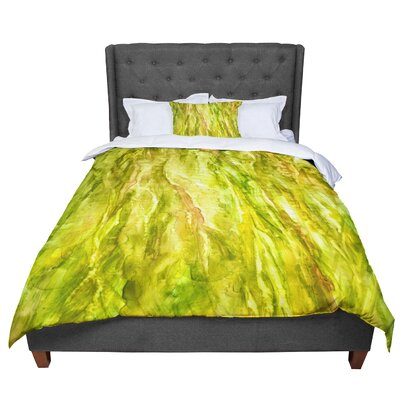 Rosie Tropical Delight Comforter Size: King