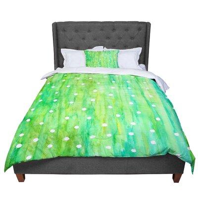 Rosie Sprinkles Comforter Size: King