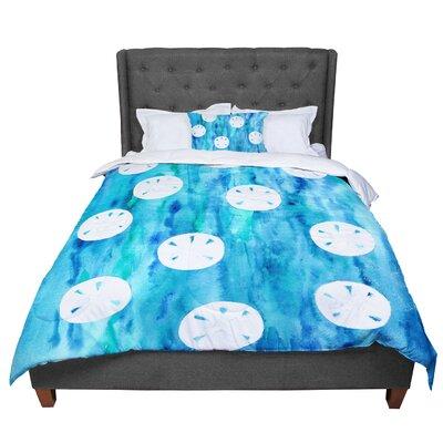 Rosie Sandollars Comforter Size: Queen
