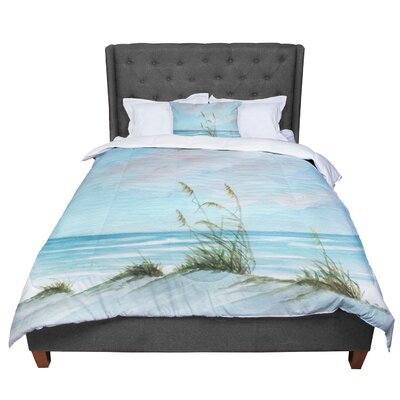 Rosie Sea Oats Comforter Size: King
