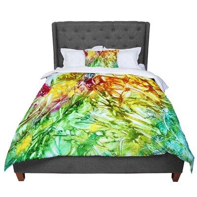 Rosie Kaleidoscope Comforter Size: Twin