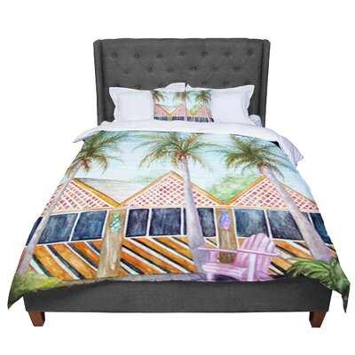 Rosie Mct on Sanibel Comforter Size: King