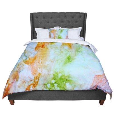 Rosie November Rain Comforter Size: Queen