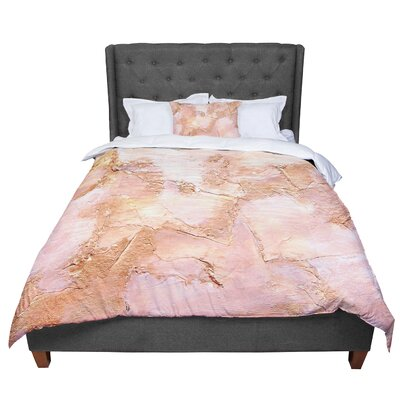 Rosie It Paint Comforter Size: Queen