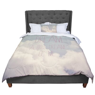 Rachel Burbee Dream of Me Comforter Size: King