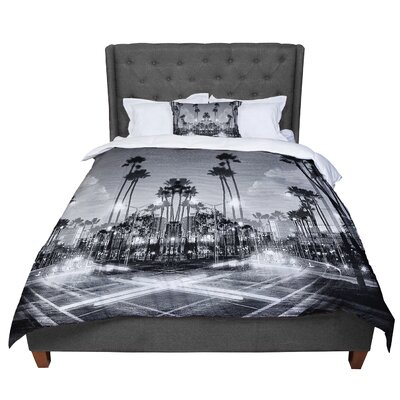 Richard Casillas X Marks the Spot Comforter Size: Queen