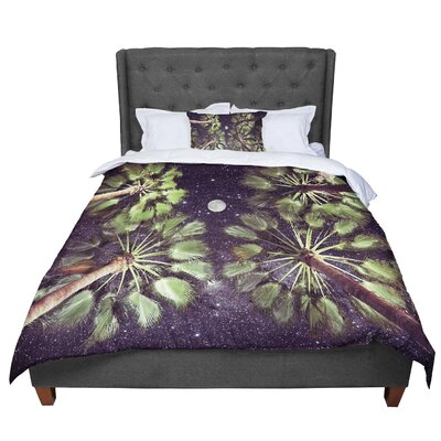 Richard Casillas Elevated Paradise Comforter Size: Queen