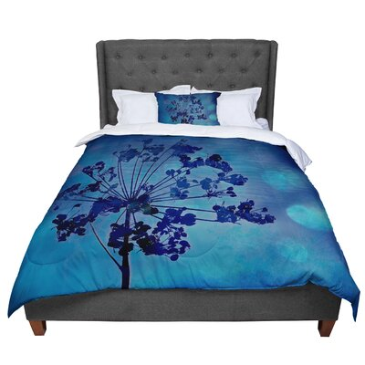 Robin Dickinson Grapesiscle Comforter Size: King