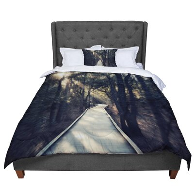 Robin Dickinson Dream Worthy Comforter Size: King