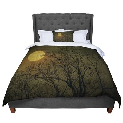 Robin Dickinson Starry Night Comforter Size: Twin