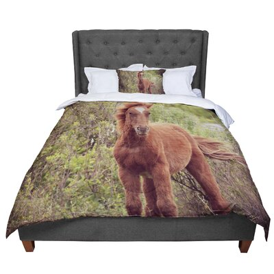 Robin Dickinson Confuscous Comforter Size: King