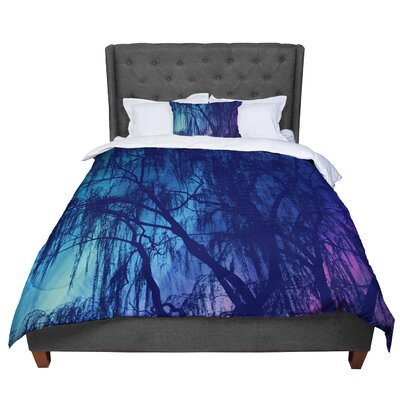 Robin Dickinson Weeping Tree Comforter Size: King