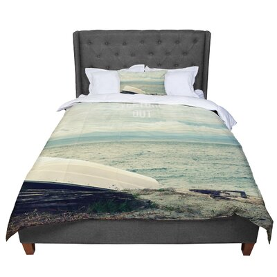 Robin Dickinson Venture Out Boat Comforter Size: Twin