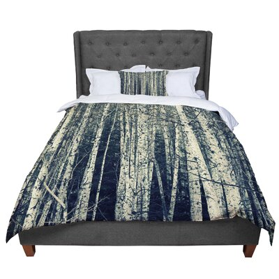 Robin Dickinson Birch Comforter Size: King