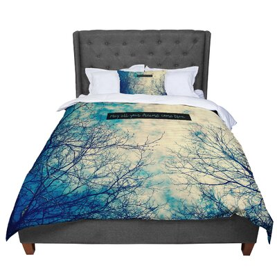 Robin Dickinson May All Your Dreams Come True Comforter Size: King