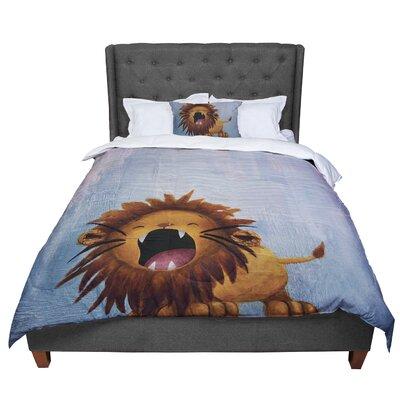 Rachel Kokko Dandy Lion Comforter Size: King