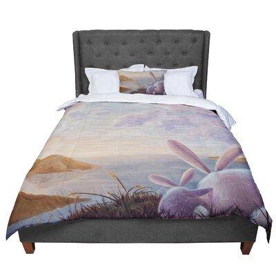 Rachel Kokko a New Perspective Comforter Size: King