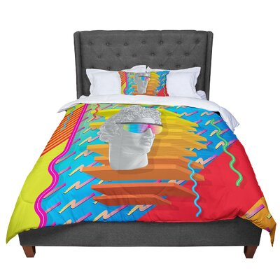 Roberlan Super Tacky System III Comforter Size: King